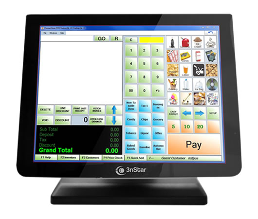 Monitor Touch 3nStar TCM010