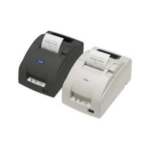 Epson TMU220D ticket printer