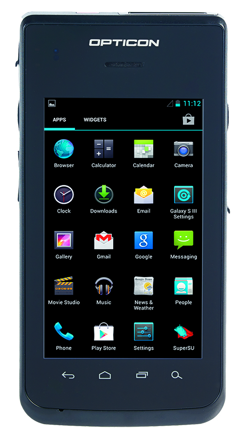 Handheld Android Opticon H27